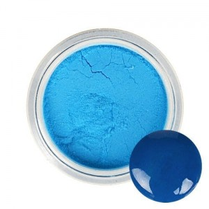 aki156 i-nails Akryl kolorowy 3g - Bright Blue