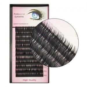 Rzęsy Norki ALI Beautiful Eyelashes C 0.07mm 13mm