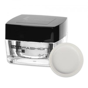 Żel UV i-nails FASHION White Elastic 50g