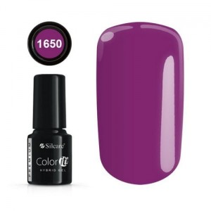 1650 Silcare Żel Hybrydowy COLOR IT PREMIUM 6g