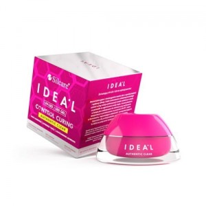 Silcare IDEAL UV/LED Żel budujący 30g - Authentic Clear