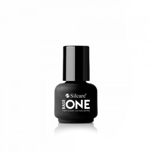 Silcare Base One Top Coat UV No Wipe 15g