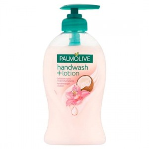 PALMOLIVE Mydło w płynie + krem Orchid and Coconut Milk 250ml