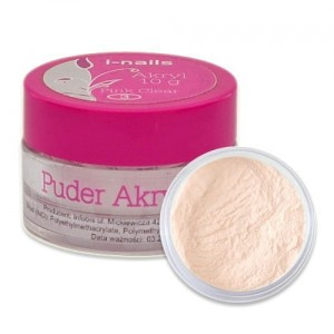 Puder akrylowy proszek 10g i-nails pp4 COVER PINK
