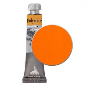 POLYCOLOR Farbka akrylowa do zdobnictwa 20ml 072 Orange yellow