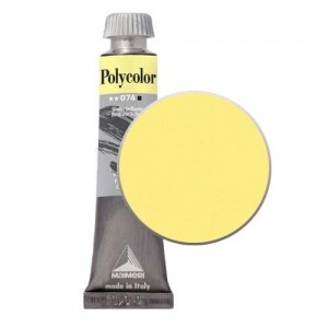 POLYCOLOR Farbka akrylowa do zdobnictwa 20ml 074 Brilliant yellow