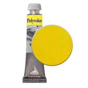 POLYCOLOR Farbka akrylowa do zdobnictwa 20ml 100 Lemon Yellow
