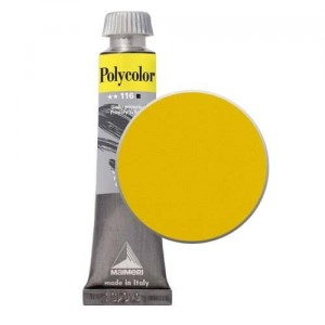 POLYCOLOR Farbka akrylowa do zdobnictwa 20ml 116 Primary yellow
