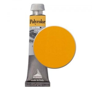 POLYCOLOR Farbka akrylowa do zdobnictwa 20ml 118 Deep yellow