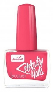 03 WIBO Lakier Celebrity Nails SWEET CANDY