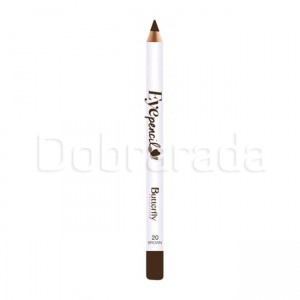 20 Butterfly Kredka do oczu Eyepencil - Brown